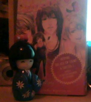 Kokeshi et Amour Sucré