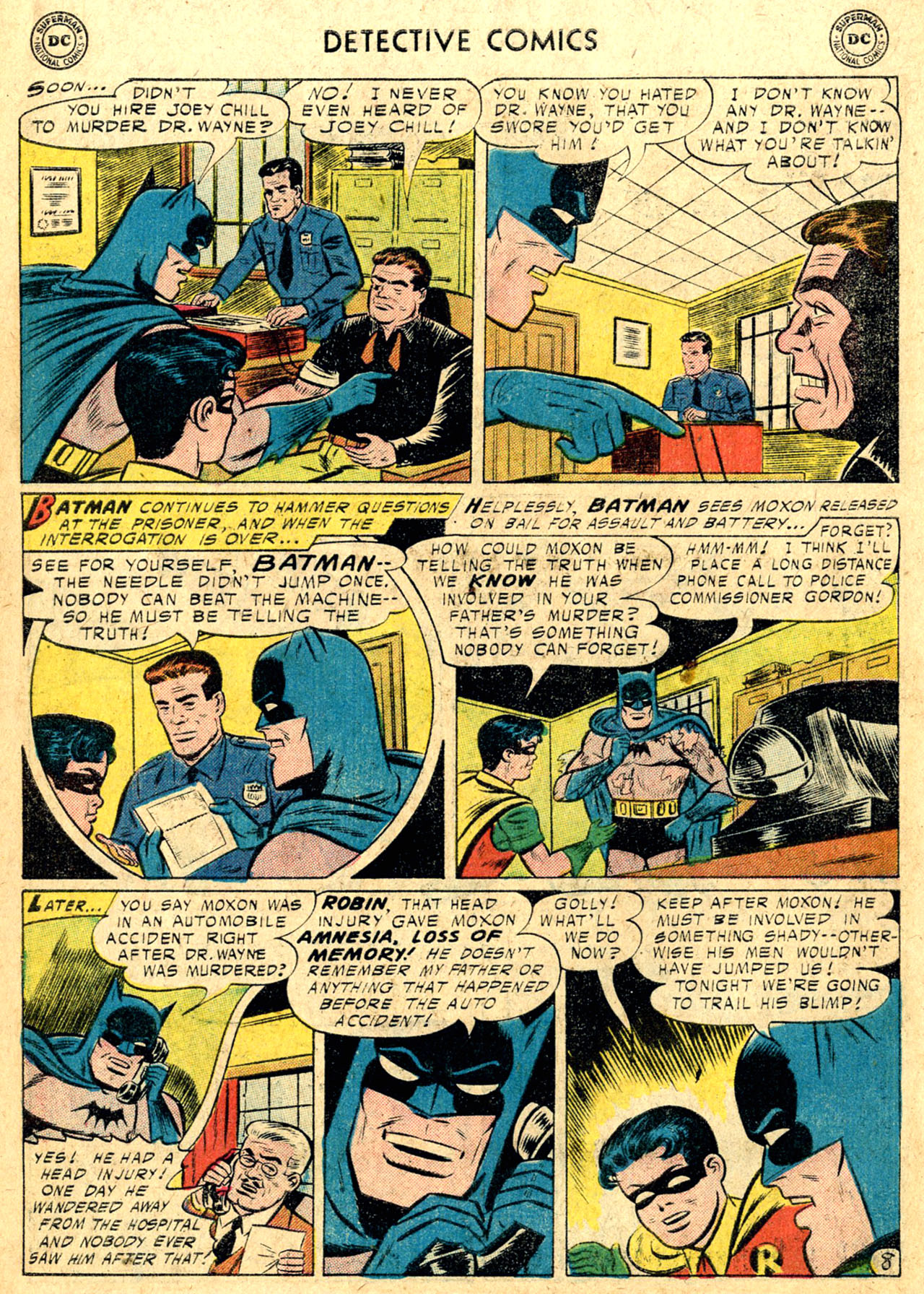 Le Premier Batman Dc8-3d37848
