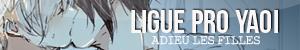 Ligues : bannières & icônes Ligueproyaoi-3aab400