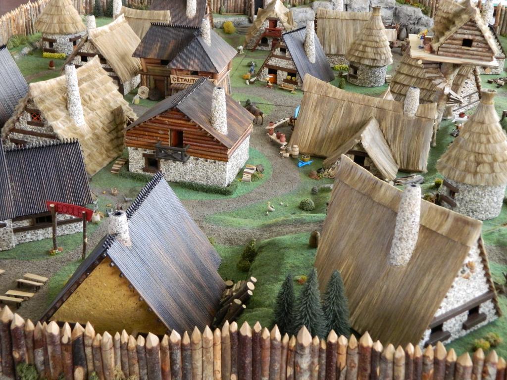 Le Village d'Astérix le Gaulois au 1/40  Dscn2982-3c06b57