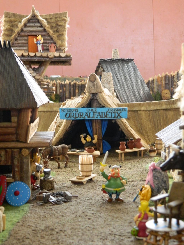 Le Village d'Astérix le Gaulois au 1/40  Dscn2992-3c06d14