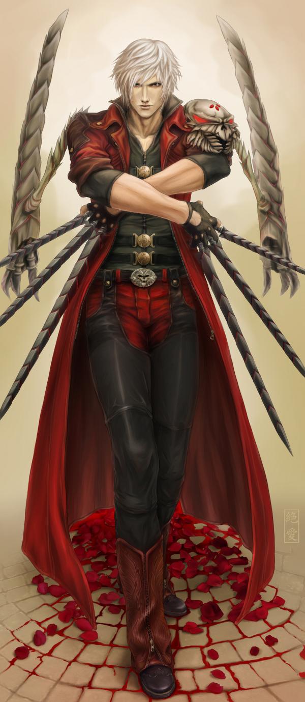 Fiche de tous les personnages et mondes des Fanfictions Dante-3b3354e