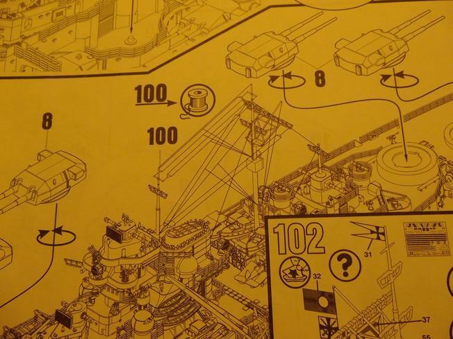 "Battleship ""BISMARCK"" 1/350 Revell - Page 2 2-3ccbdf4"