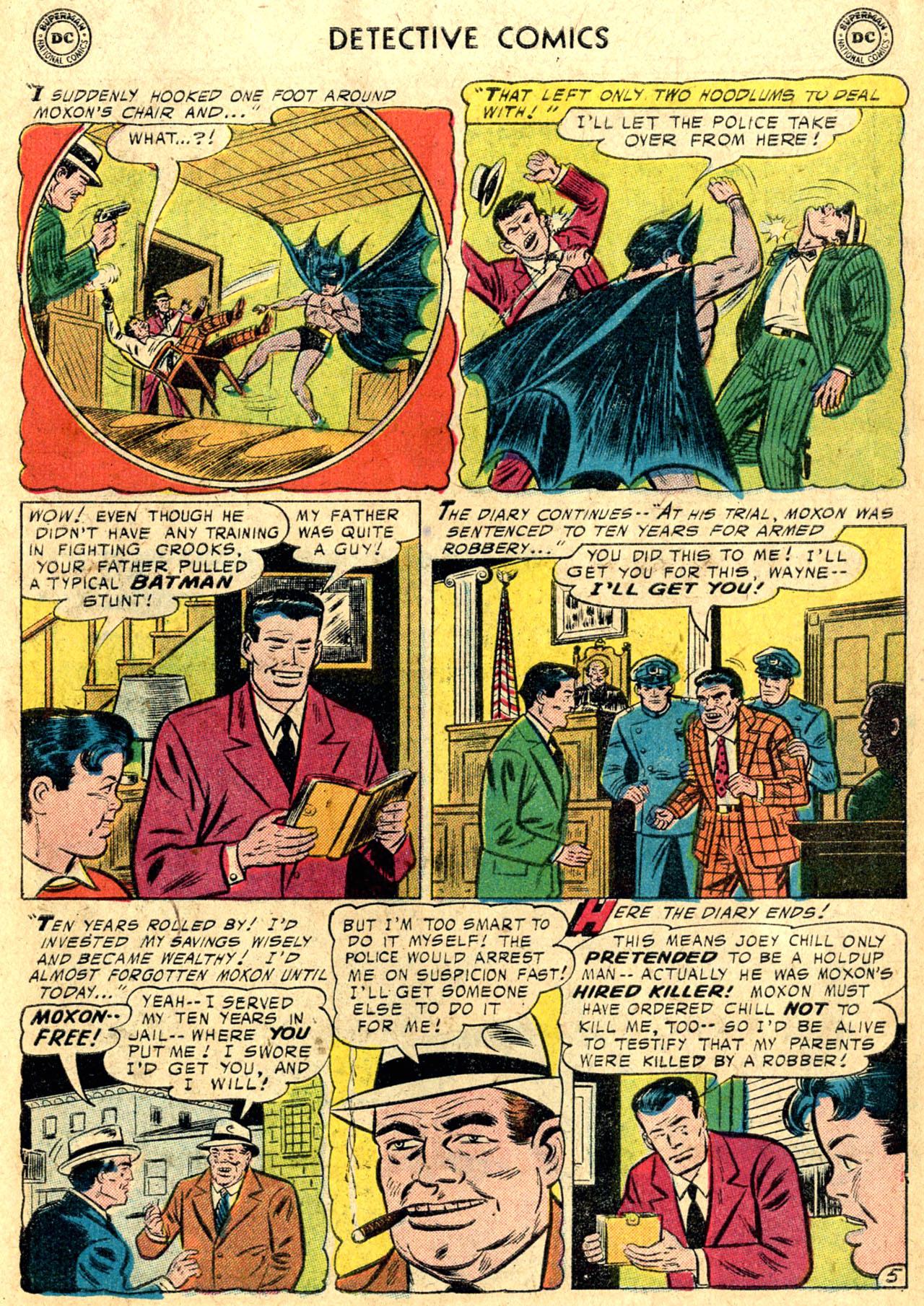 Le Premier Batman Dc5-3d37817