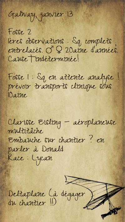 Notes et croquis du Dr. T. Brookes Clarisse-notes-3d45bbf