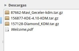 Cómo cambiar el KDM Kdm7-3c2944f