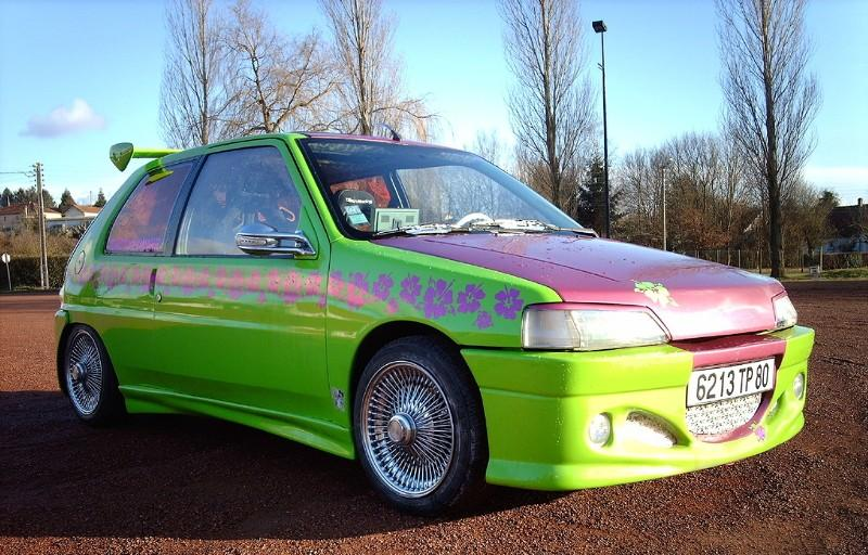 Passion tuning peugeot - Image de voiture tuning ...