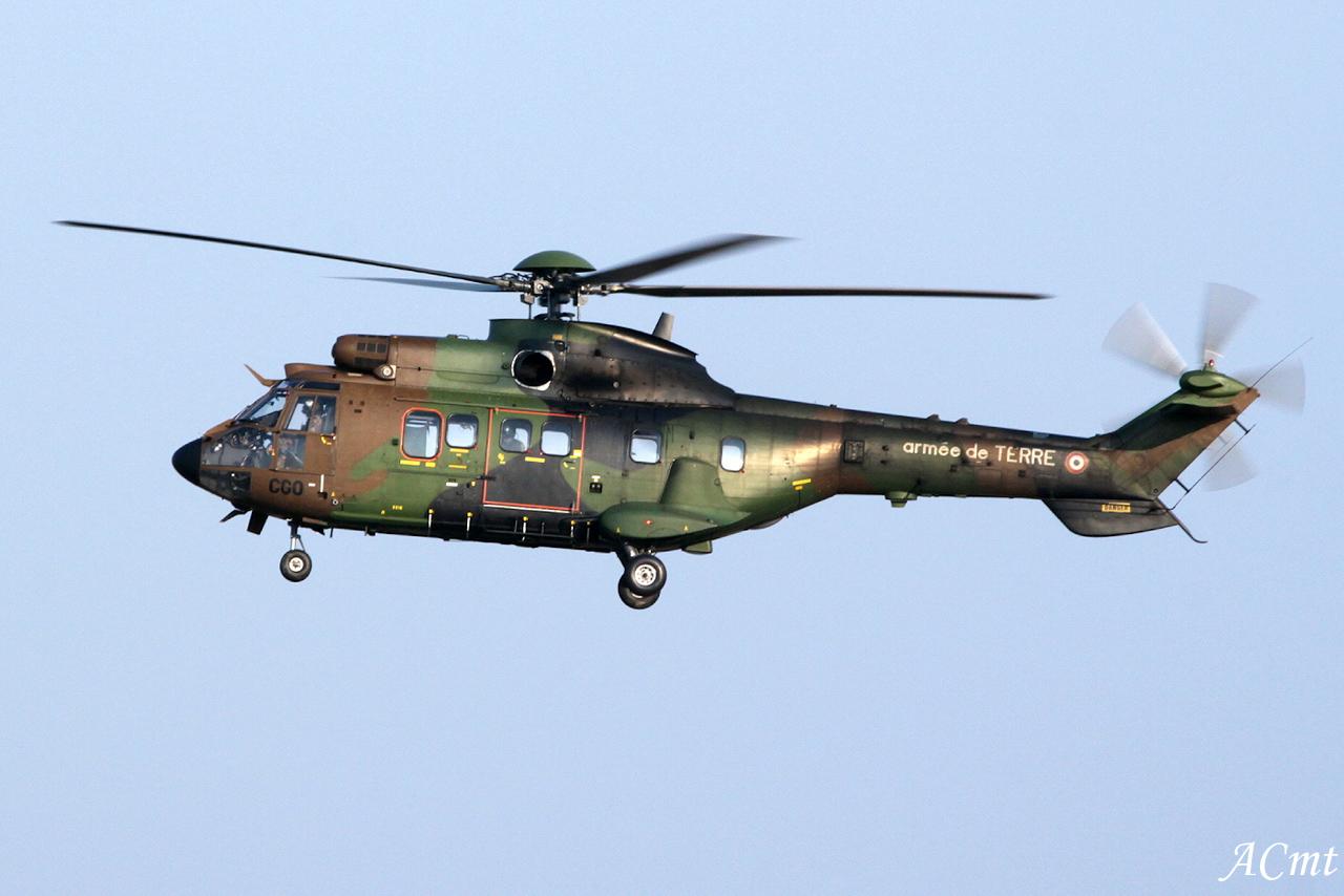 Eurocopter AS532 Cougar Armée de Terre 2316 / CGO le 20.02.13 Cgo-3c0cfd2