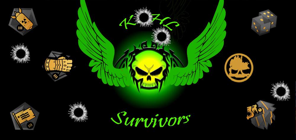 La Team Des Survivors Index du Forum